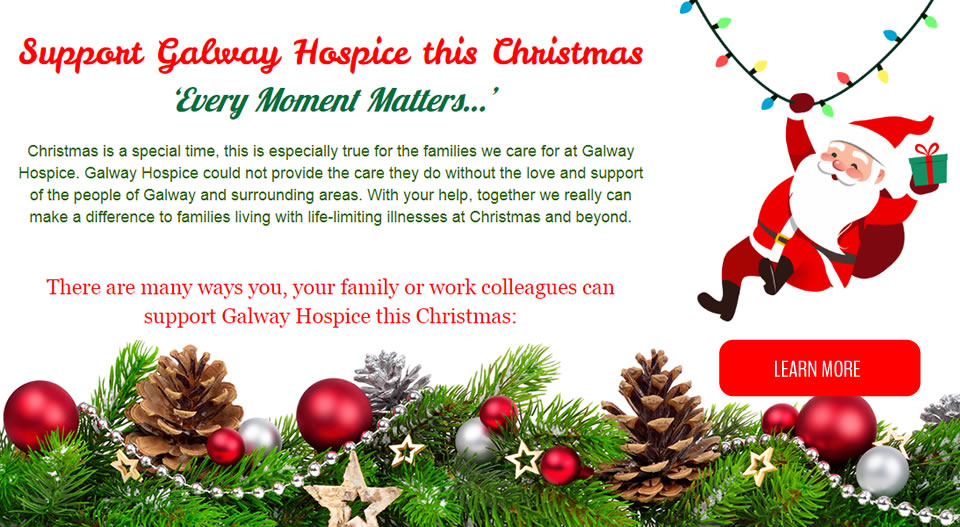 Christmas Cards – Galway Hospice