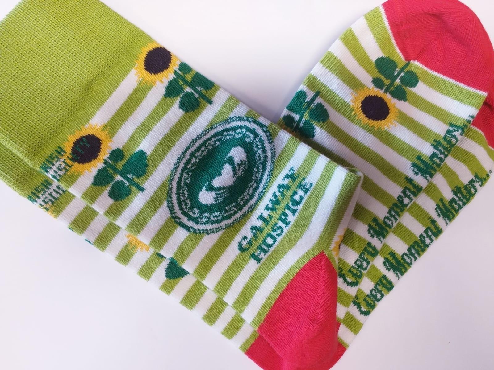 Galway Hospice Socks