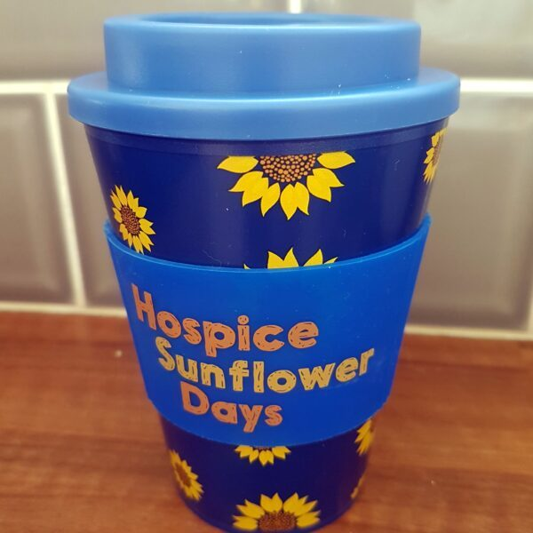 Galway Hospices Sunflower Days Mug